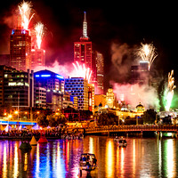 New Years in Melbourne